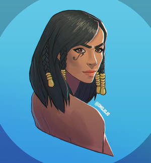 Pharah - Security Chief