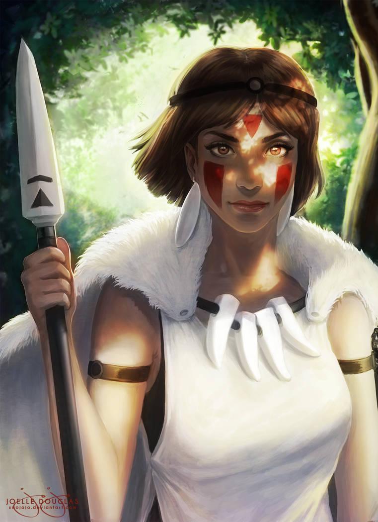 San - Wolf Girl