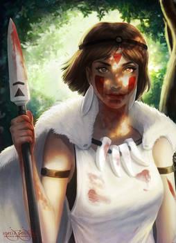 San - Wolf Girl (Blood)