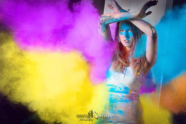 Color splash by Shadow-Pix