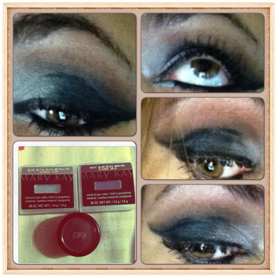 eyemakeup of the day by Nefertiti1