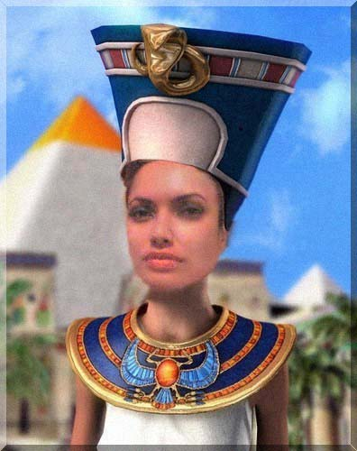 The Curse Of King Tuts Tomb Torrent: Queen Nefertiti Of The Sun By Nefertiti1 On DeviantArt
