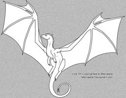 Color Me Dragon Flight by Marvealle