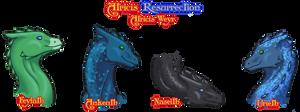 Dragons of Atricis