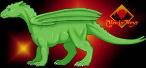 Atricis Baby Dragon