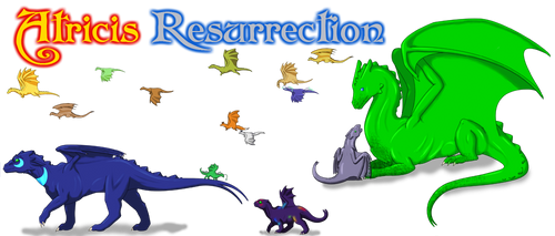 Atricis Resurrection by FoxyWingsCreations
