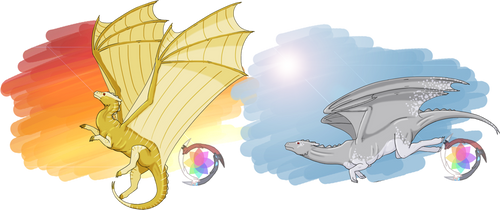 Dragon Flights by Marvealle