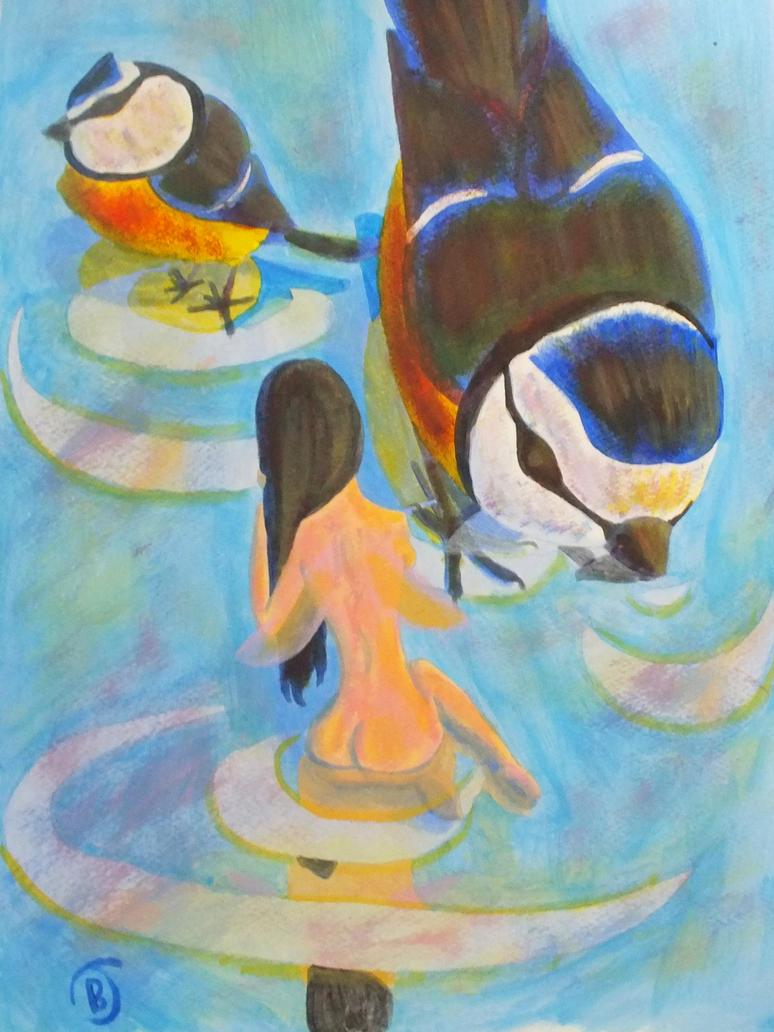Bathing Buddies by Rincewind1