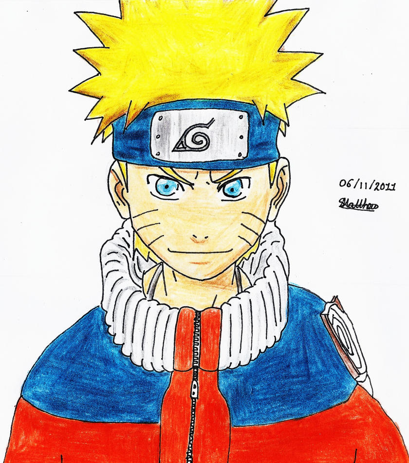Naruto Uzumaki by Scotty-94