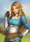 Zelda- Breath of the Wild