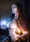 Jaina Proudmoore - Daughter of the Sea by jyraco