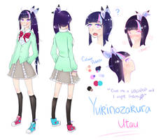 [PA] - APP Yukinozakura Utau by Rosarima