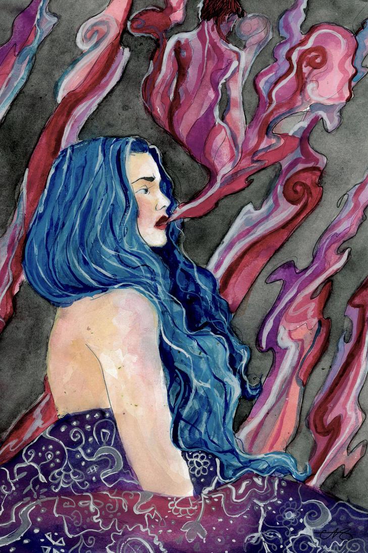 Night dreams by grecioslaw