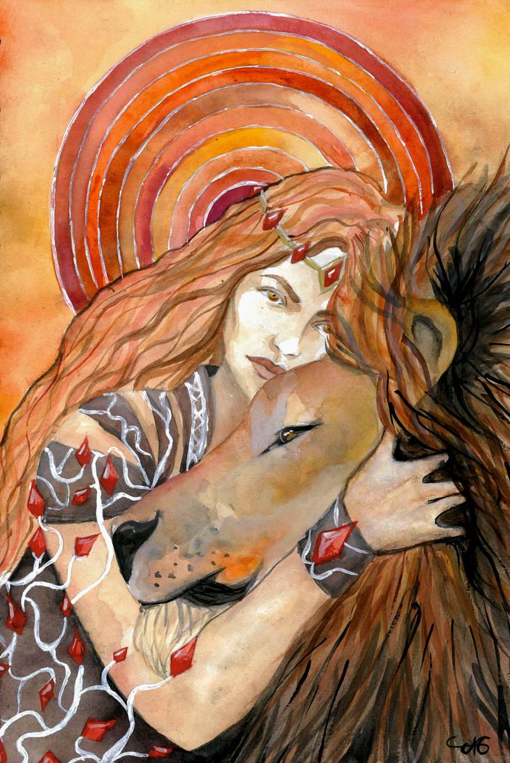 Leo by grecioslaw