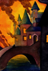 Huevember day 6: Fire by grecioslaw