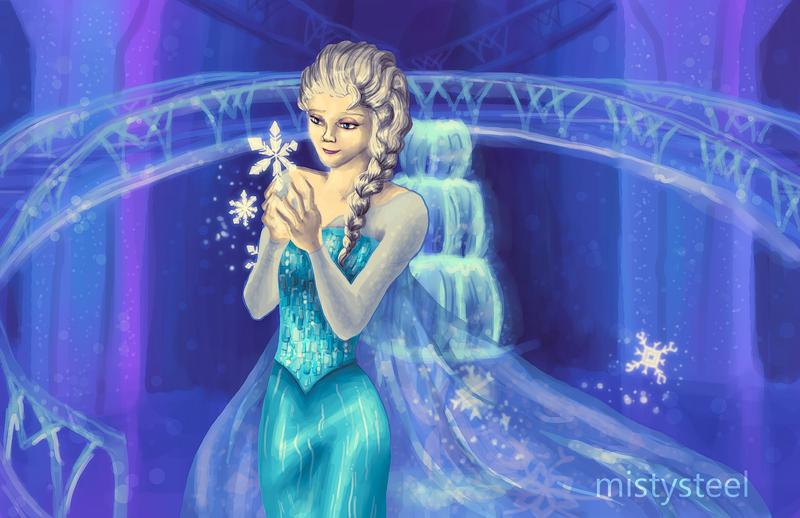 Elsa by mistysteel