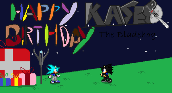 Happy Birthday Kaiser!!! by IcerTheHedgehog293