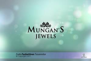 Mungans Jewels Logotype