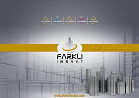 Farkli Insaat Catalog Cover 2 By Zarif BALCI