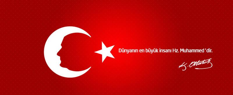 Ataturk ve Hz. Muhammed (SAV)