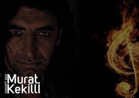 Murat Kekilli Album Cover 2012 Typography