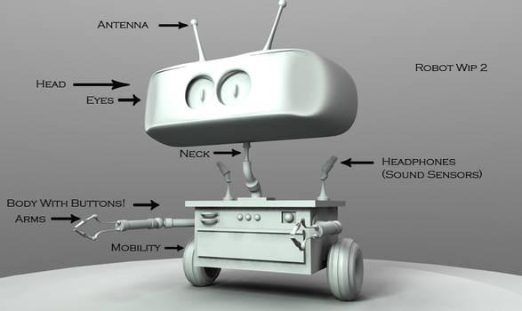 Robot wip 2
