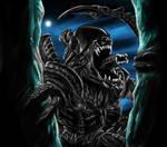 Aliens:  Breaking and Entering