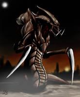 Starcraft - Nightly Slither by AzakaChi-RD-17