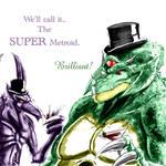 Master Ridley and Sir Kraid
