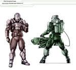 Halo - Flamethrower 2