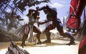 LAND - Amoh Guards Elayendii