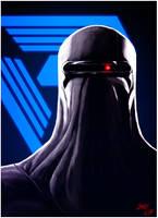 System Shock 2- Cyborg Assassin by AzakaChi-RD-17