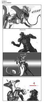 XCOM 2 Melee Combat