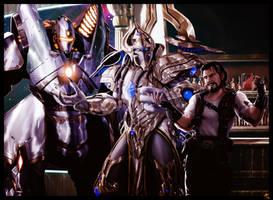 Starcraft II - Bar Scene