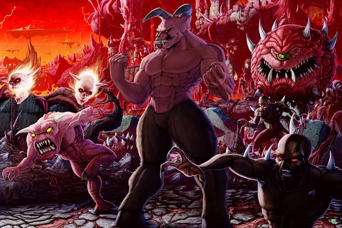 Doom - The Enemy