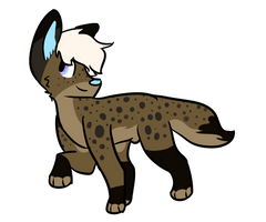 spotted adopt open by XanderGirl96