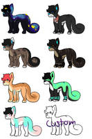 Best Offer Adopts by XanderGirl96