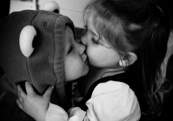 innocence kiss