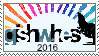 GISHWHES 2016 Stamp by that-mechanic-pony