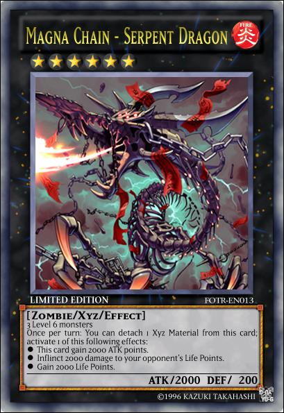 magna dragon