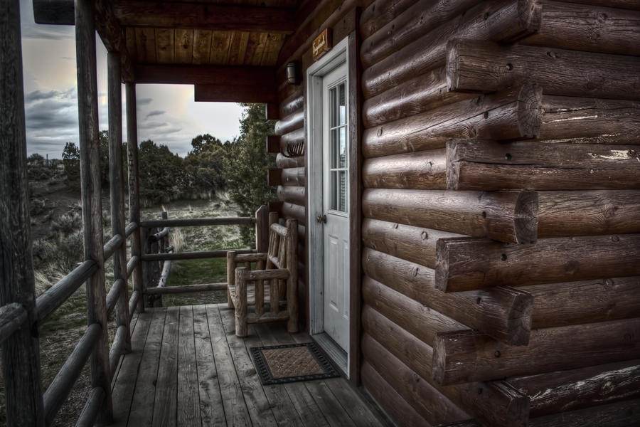 Cabin Overlook by BuCkMaStEr119