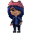 1st Pixel Art by Chardarble