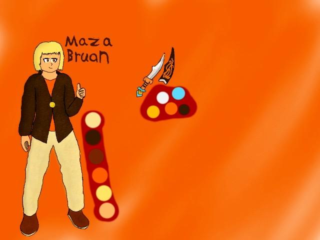 Maza Bruan OC reference by krispy1264