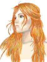 Boudica, Iceni Warrior Queen by ShovelTotingPsycho