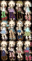 OTA Fashion Adopts :CLOSED: by Nuggiez