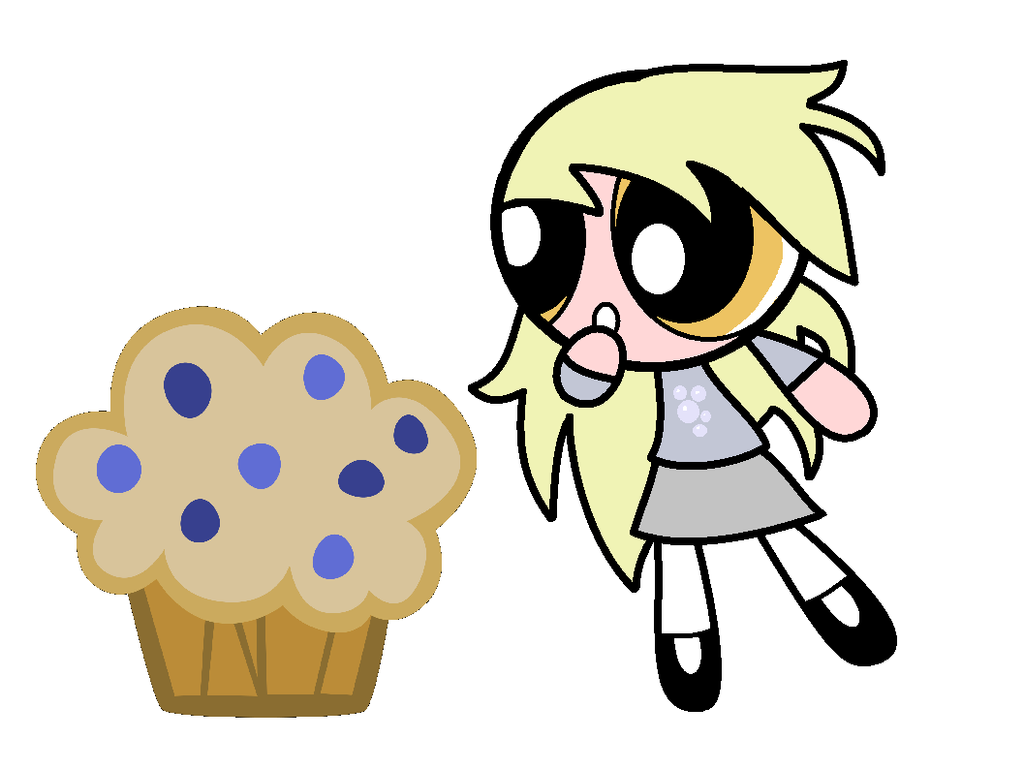 Giant Muffin by xXkerrysweetXx