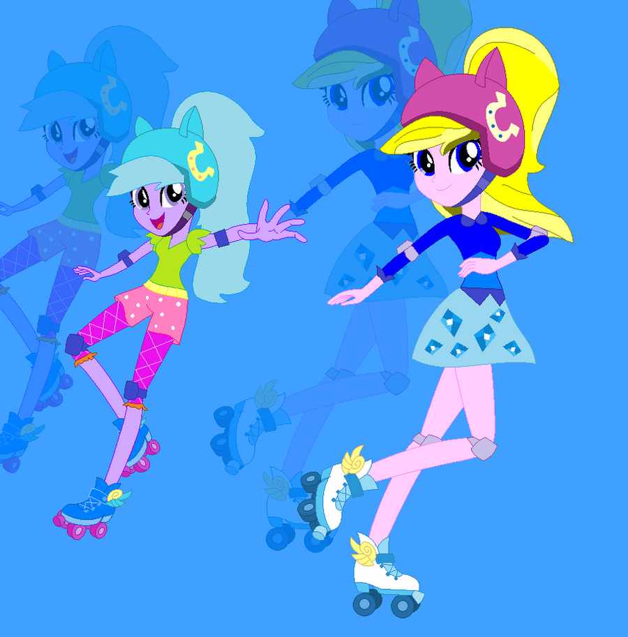 Roller Skating by xXkerrysweetXx