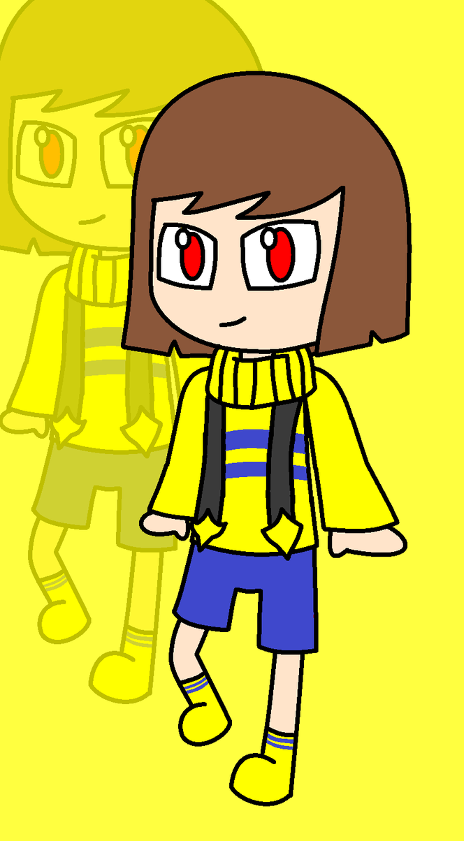 Outertale Chara by xXkerrysweetXx