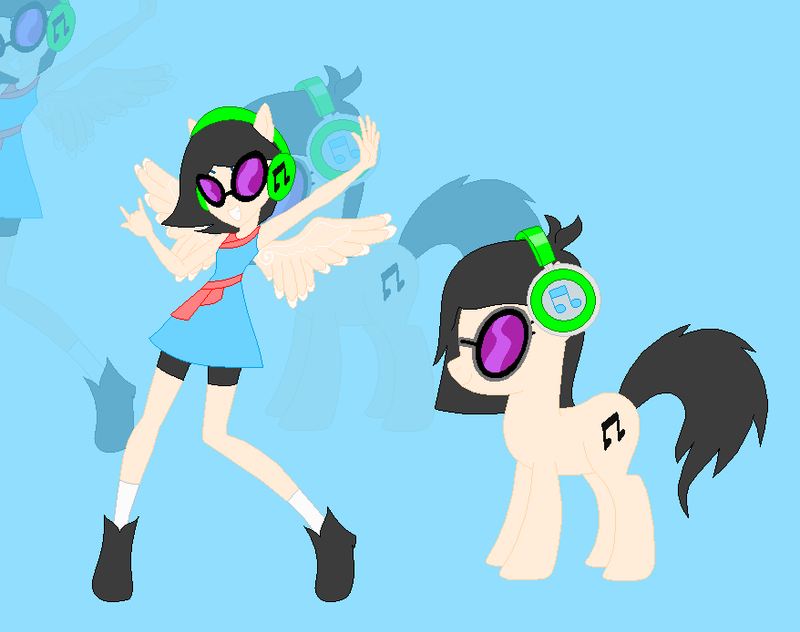 Me in EQGMLP form by xXkerrysweetXx