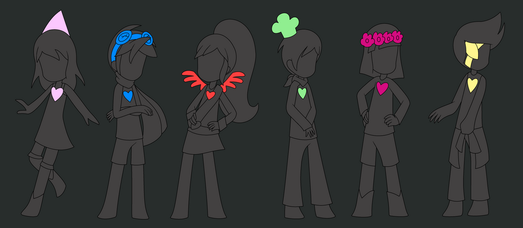 The Six Other Souls by xXkerrysweetXx